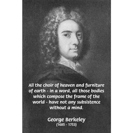 George Berkeley (1685—1753)