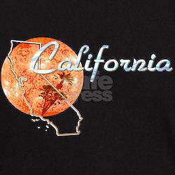 California Black T-Shirt