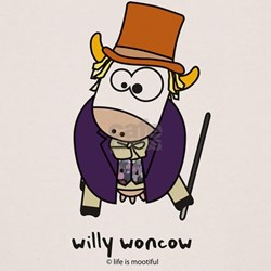 willy woncow T-Shirt