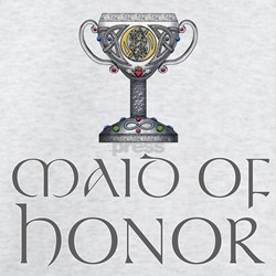 Celtic Maid of Honor T-Shirt
