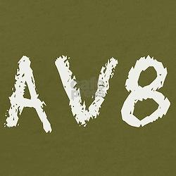 Aviator AV8 (dark) shirt