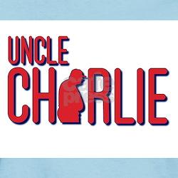Uncle Charlie Girls Cut Blue Shirt