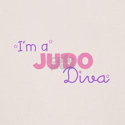 I'm a Judo diva Tee