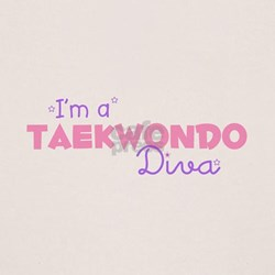 I'm a Taekwondo diva T-Shirt