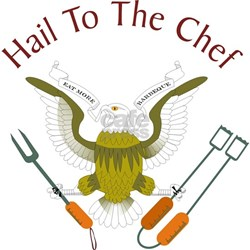 Hail to the Chef - Shirt