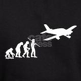 Evolution aviation Sweatshirts & Hoodies