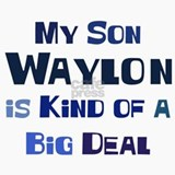 My Son Waylon Ceramic Travel Mug