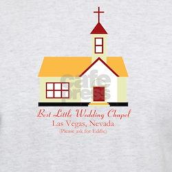 Best Little Wedding Chapel T-Shirt