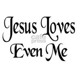 Jesus Loves Even Me Mug