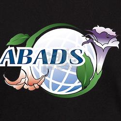 ABADS Black T-Shirt