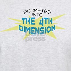 4th Dimension Shirts T-Shirt