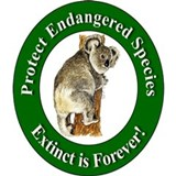 Protect Endangered Species Mug