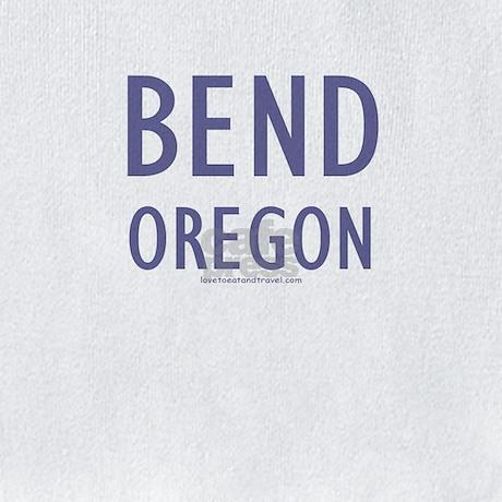Bend Oregon - Bib by rossross