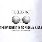 Golf the older i get Polos