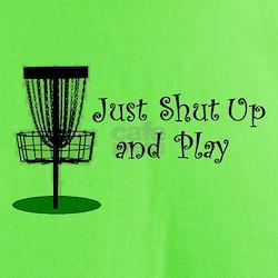 Cute Disk golf T-Shirt