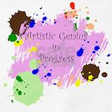 Artist kid Aprons