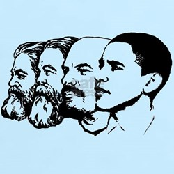 BARACK OBAMA SOCIALIST T-Shirt