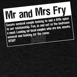 Mr And Mrs Fry
