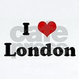 I love london Baby Bodysuits