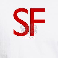 SF (Red) - Shirt