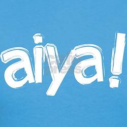 aiya! Women's T-Shirt (Dark)