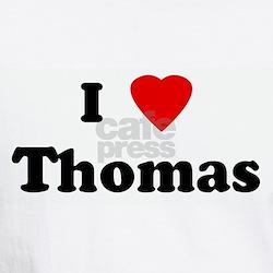 I Love Thomas Shirt