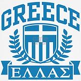 Greek tshirt Tank Tops