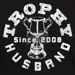 Trophy Husband Since 2008 T-Shirt