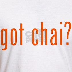 got chai? Shirt