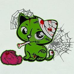 Zombie Kitty T