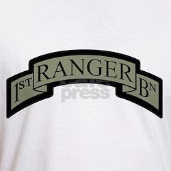 1st Ranger BN Scroll ACU Shirt