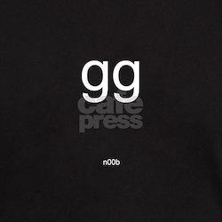 gg (n00b) Black T-Shirt