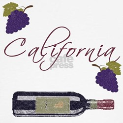 California Wine Tee