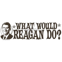 What Would Reagan Do Tee