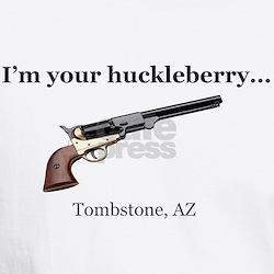 I'm Your Huckleberry... Shirt