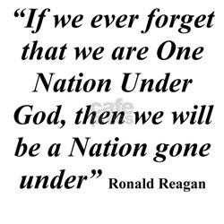 One Nation Under unless we forget T-Shirt