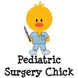 Pediatric Surgery Chick Mug