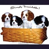Cavalier king charles spaniels Aprons
