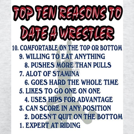 dating a wrestler quotes Need ten reasons to date a female wrestler female wrestlers make up a group of some of the hottest women in the world.