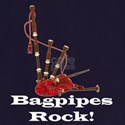 Scottish bagpipes Aprons
