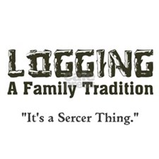 Family Tradition Sticker (Oval)