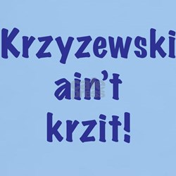 Krzit - Tar Heels T-Shirt