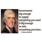 Thomas Jefferson: Big Enough Mug