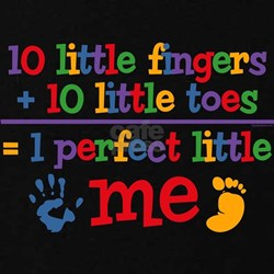 Fingers and Toes T