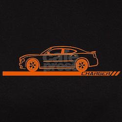 2005-10 Charger Orange Car Tee