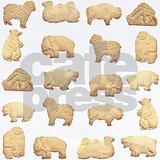 Animal crackers Baby Bodysuits