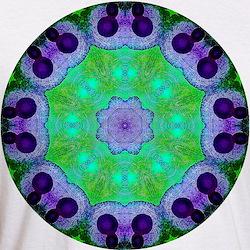 Crystalline Mandala Shirt
