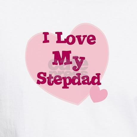 I Love My Stepdad Shirt by gigglewiggles
