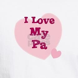 I Love My Pa Shirt