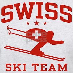 Swiss Ski Team T-Shirt